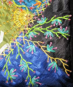 great for crazy patch and embellishment