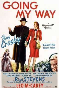 Going My Way (1944) Best Picture and Best Director Leo McCarey