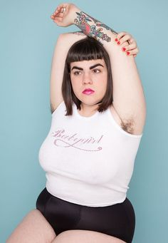 Hairy girl myspace accept