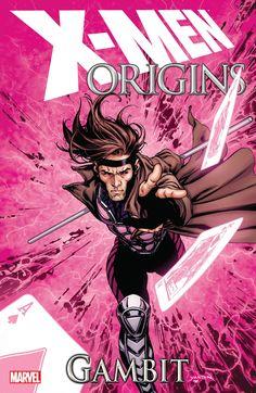 X-Men Origins: Gambit #TPB #Marvel @marvel @marvelofficial #XMen #Origins (Cover Artist: David Yardin) Release Date: 9/14/2016