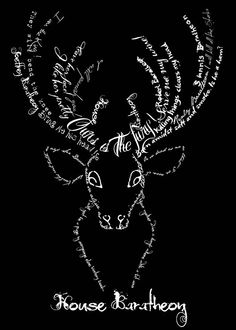 Ours is the fury - Game of Thrones - House Baratheon quotes print by MarionDeLauzun on Etsy