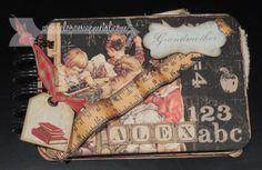 eLoRoEsUnMeTaL: Album Grandmother - School Days