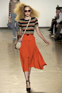 Marc by Marc Jacobs Spring 2011 Ready-to-Wear Fashion Show - Jules Mordovets