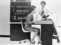 En el principio fue el mainframe