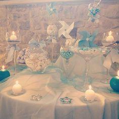 #confettata #battesimo #allestimentobattesimo #festa #babyparty #party #azzuro…