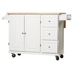 Fiore Kitchen Cart