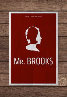 Mr. Brooks #minimalist #movie #poster
