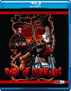 ROOT OF DARKNESS BLU-RAY (SRS CINEMA)