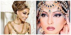 Jeweled Bridal Headpieces