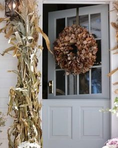Dutch Door Autumn
