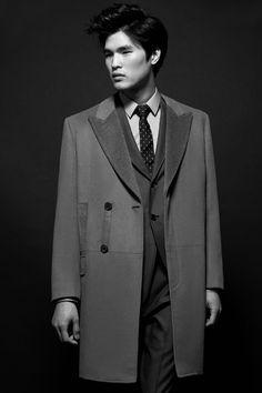 Men's classy office fashion