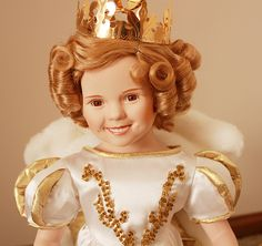 "Retired Danbury Mint Shirley Temple ""Little Princess"" Collector Doll | eBay"