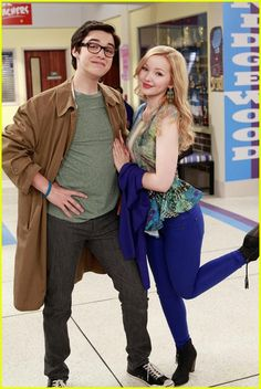 Dove Cameron: 'Liv and Maddie' Premiere in Two Weeks! | dove cameron liv maddie sept 15 02 - Photo Gallery | Just Jared Jr.
