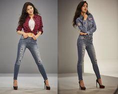 전소미, 스키니진으로 성숙미 발산 - 유피룩 매거진 패션/뷰티뉴스 - 유피룩 Capri Pants, Poses, Drawings, Fashion, Figure Poses, Moda, Capri Trousers, Fashion Styles, Sketches