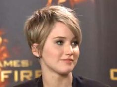 jennifer lawrence short haircut photos | Jennifer Lawrence Pixie Haircut 2 Jennifer Lawrence Pixie Haircut