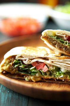 Looking for meatless Taco Tuesday recipes? These vegan tacos are packed with protein and health-boosting plants. Enjoy these for Taco Tuesday or anytime! Vegan Mexican Recipes, Vegan Recipes Videos, Cooking Recipes, Dinner Recipes For Kids, Healthy Dinner Recipes, Whole Food Recipes, Summer Recipes, Meatless Recipes, Veg Recipes