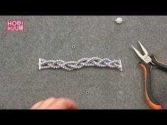 Saç Örgülü Tırnak Makası Zincirli Bileklik Yapımı - YouTube