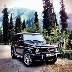 The #G63 out #inthewild. Literally. #MBPhotoCredit @mercedes_benz_world #GClass #GWagen #mercedes #benz