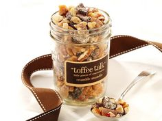 Toffee Talk: Crumbled Toffee - Winner of the Best Toffee in America Taste Awards for 2012 and perfect for any occasion. $20.00