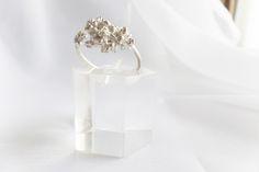 Restio ring by Sugarbird Jewellery Design