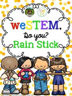 Are you looking for a way to integrate STEM activities into your current curriculum? If so, this product might be just what you are looking for. This is a SAMPLE of a bigger bundle that we have created for the month of April. Students will design and construct a rain stick!Please check out the full set of activities if you would like to learn more.STEM units that might interest you:STEM BundleJanuary STEM ChallengesFebruary STEM ChallengesMarch STEM ChallengesApril STEM ChallengesMay STEM…