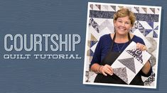 Make a Courtship Quilt with Jenny!