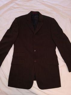 Je viens de mettre en vente cet article  : Costume complet  170,00 € http://www.videdressing.com/costumes-complets/h-o-/p-4965411.html?utm_source=pinterest&utm_medium=pinterest_share&utm_campaign=FR_Homme_V%C3%AAtements_Costumes_4965411_pinterest_share