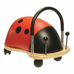 Prince Lionheart® Wheely Bug® Ride-On Toy @JCPenney - Large