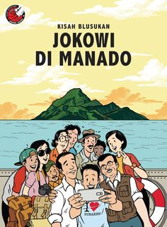 jokowi in manado- north sulawesi Joko, Christian Songs, Power To The People, Manado, Quotes Indonesia, Jakarta, Animation, Cartoon, History
