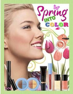 Spring Into Color Mary Kay