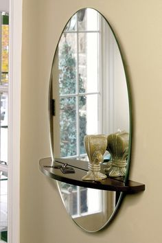 Wall Mirror With Shelf multi use crutches | home decor that i love | pinterest | crutch