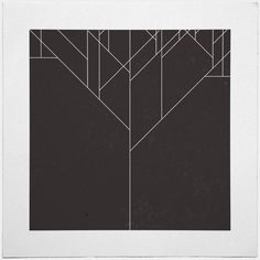 I love minimalist geometric designs so much, it's worrying.