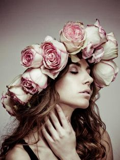 roses and roses on We Heart It