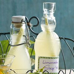 Limonadensirup