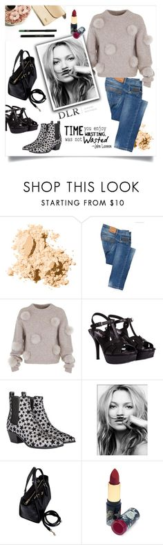 """""""Без названия #347"""" by mahafromkailash ❤ liked on Polyvore featuring Bobbi Brown Cosmetics, TIBI, Yves Saint Laurent, Coach and Accessorize"""