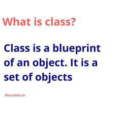 Class in Java What Is Class, Java Tutorial, College Students, Concept, School, Student