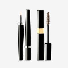 Eye-liner et Cils scintillants, Collection Nuit Infinie, Chanel.