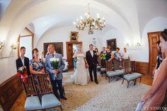Зал для проведения церемоний в замке Конопиште / Wedding hall in Konopishte castle