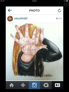 Stop bullying drawing!!!!