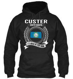 Custer, South Dakota - My Story Begins