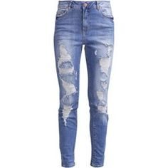 Noisy May NMKIM  Jeansy Relaxed fit medium blue
