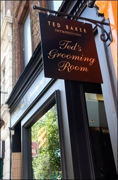 Mrs J Recommends...Ted's Grooming Room!