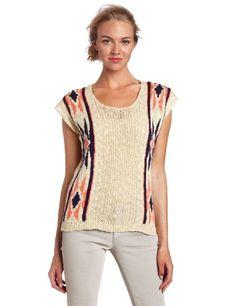 Amazon.com: Sanctuary Clothing Women's Morroco Pullover Sweater: Clothing