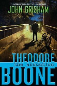 SIGNED Theodore Boone - The Abduction John Grisham (2011, HCDJ) 1st/1st