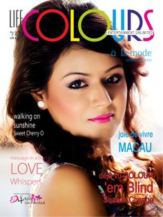 Magazine Promotional Cover