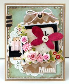 We Don't Do Duvets: Colourful Confections - Shabby Tea Room 104