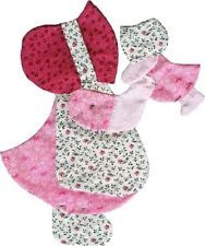 (0062) SUNBONNET SUE AND BABY SUE QUILT APPLIQUE SET