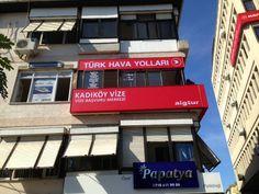 Anadolu yakası vize başvuru merkezi www.kadikoyvize.com