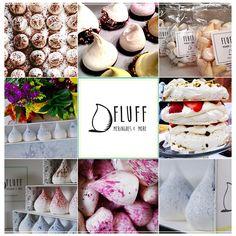 Delicious Fluff Meringues! #weddingfavor #dessert #weddingfood