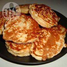 NZ Corn Fritters - my favourite for breakfast, lunch and dinner!